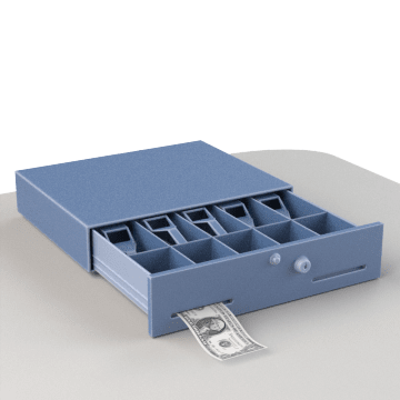 Cash Boxes & Money Handling