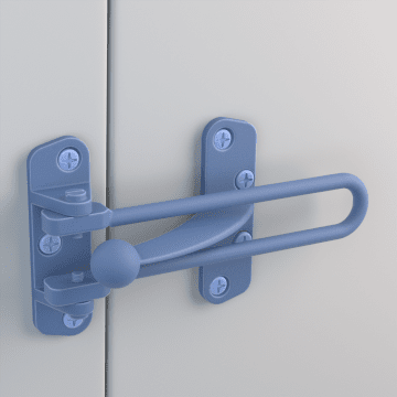 Door Guards & Security Latches