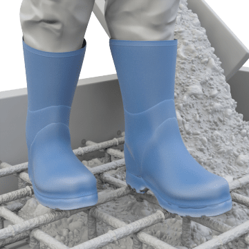 Protective Rubber Boots