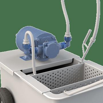 Roller Hot Oil Pumps