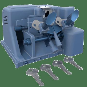 Key Duplicator Machines & Accessories