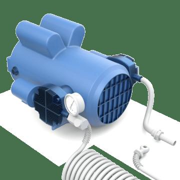 Combination Vacuum Pump & Air Compressor