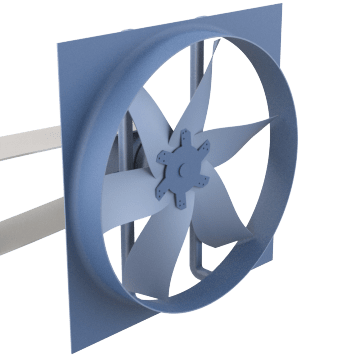 Belt Drive Exhaust Fans