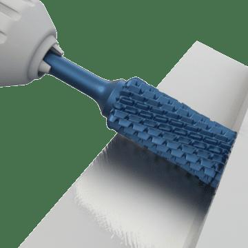 Cylinder Burs with Flat End Cut (SB)