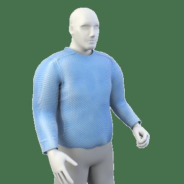 Shop & Work Long Underwear Tops