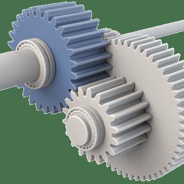 Gears & Gear Racks