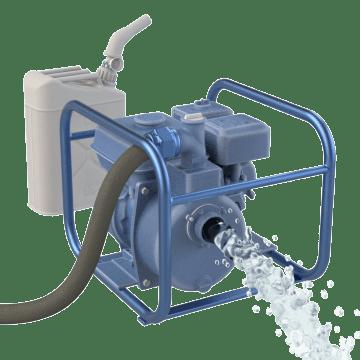 Engine-Driven Centrifugal Pumps