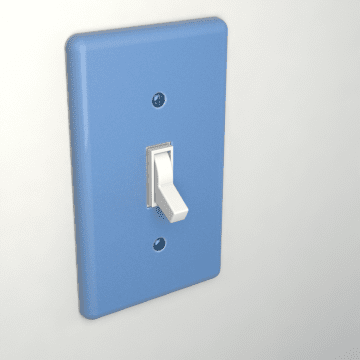 Toggle Switch Wall Plates