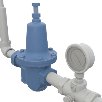 Certified Drinking Water Reducing Valves