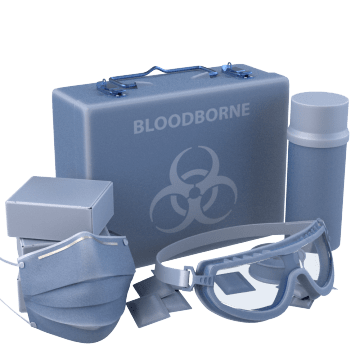 Bloodborne Pathogen Kits