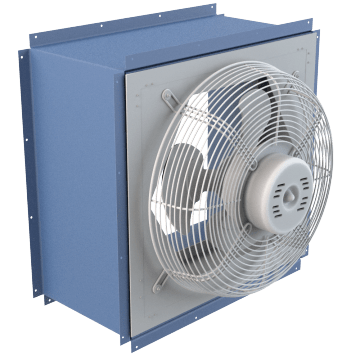 Collars, Housings, & Hoods for Exhaust Fans