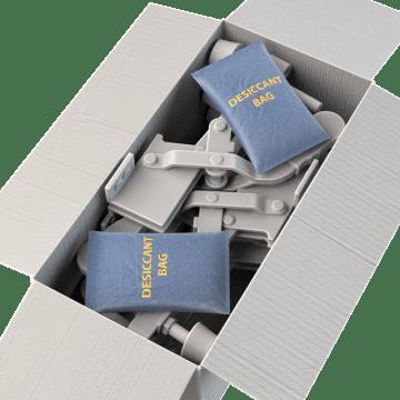 Moisture Absorbing Bags