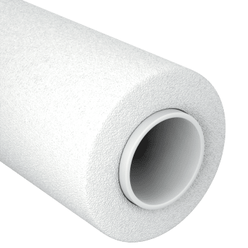 Lightweight Melamine Pipe Insulation
