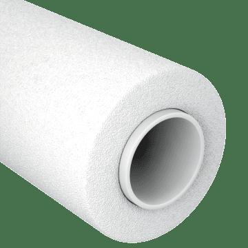 Lightweight Melamine Pipe Insulation
