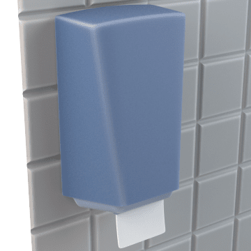 Door Tissue Dispensers