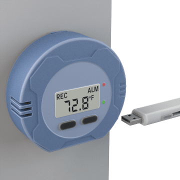 Temperature & Humidity Data Loggers