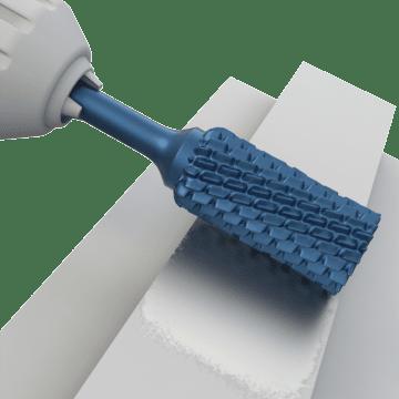 Cylinder Burs (SA)