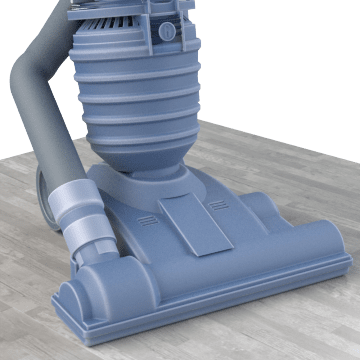 Dry Use Vacuum Cleaners