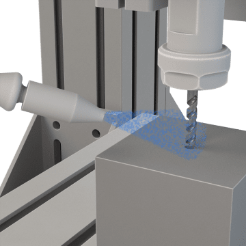 Near-Dry Machining Fluids