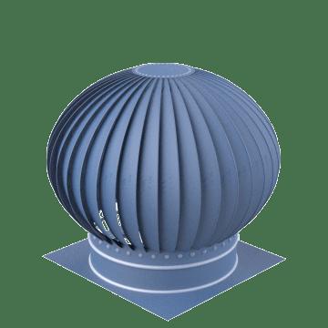 Wind Drive Turbine Roof Ventilators