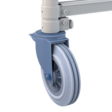 Tube & Angle Mount Casters