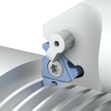Carbide Threading Inserts