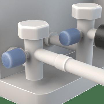 HVAC Refrigerant Cap Locks & Accessories