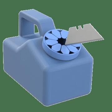 Utility Blade Disposals