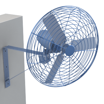 Industrial Air Circulating Fans