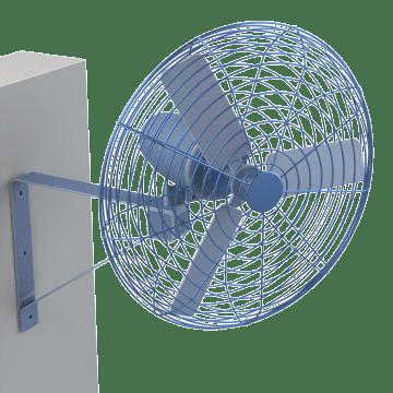 Industrial Air Circulating Fans