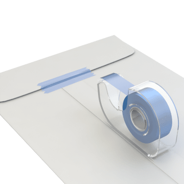 Transparent Office Tape