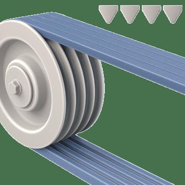 Banded V-Belts