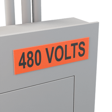 Self-Adhesive Conduit & Voltage Markers