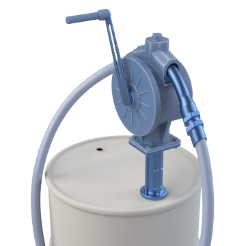 Hand-Operated Drum & Barrel Pumps