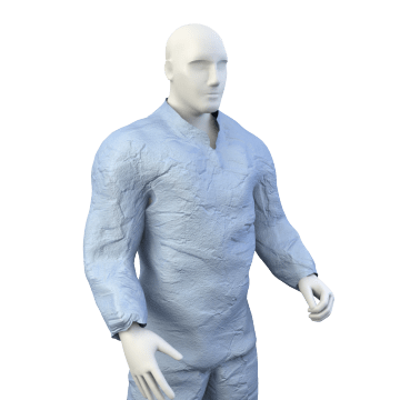 Electrical-Protection Coveralls