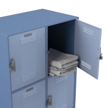Storage Room & Locker Furniture