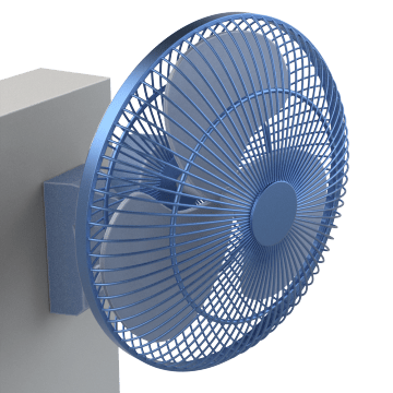 Floor, Table, & Wall Fans