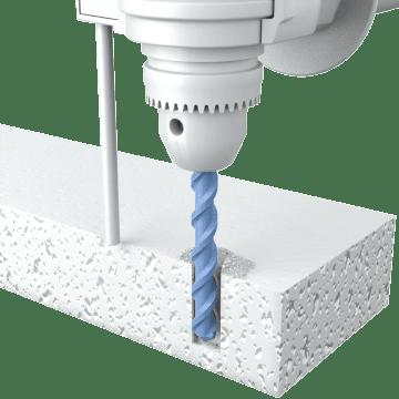 Drill Bits for Masonry & Concrete