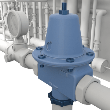 Standard Water Reducing Valves