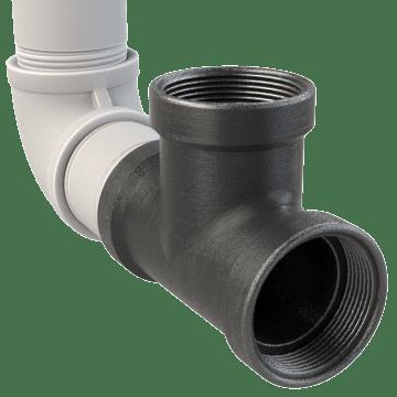 Black Pipe Fittings & Pipe