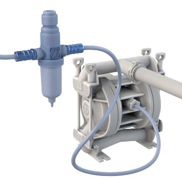 Diaphragm Pump Accessories