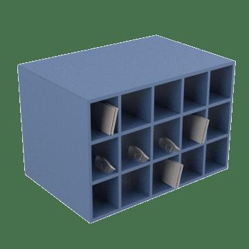 Pigeonhole Bin Cabinets