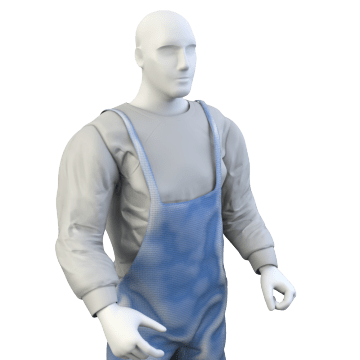 Electrical-Protection Overalls