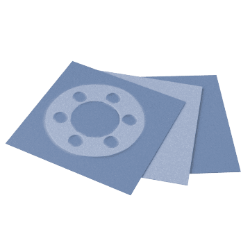 Cut-to-Size Pipe Gasket Sheets