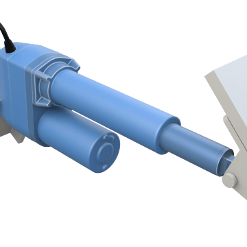 Commercial-Duty Rod-Style Electric Actuators