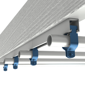 Strut-Mounted Clamps