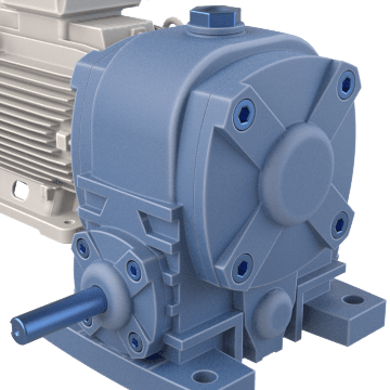 Right-Angle Speed Reducers