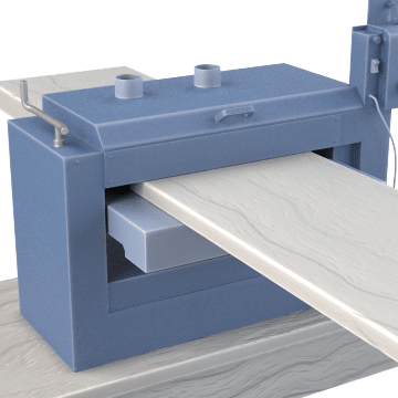 Planers, Joiners, & Jointers