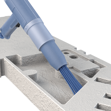 Air-Powered Needle & Chisel Scalers