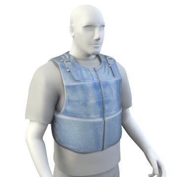 Heat-Protection Vests